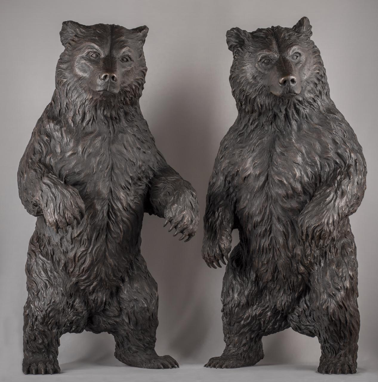 Bears, Coade Commissions Switzerland.