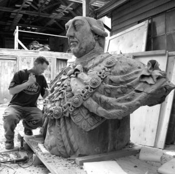 Coade Stoneware Restoration